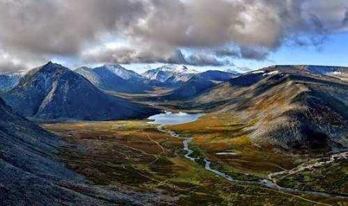 Russia-Ural-Mountains