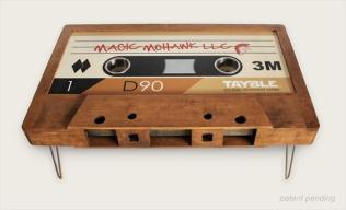 Customized Double Diamond Cassette Table