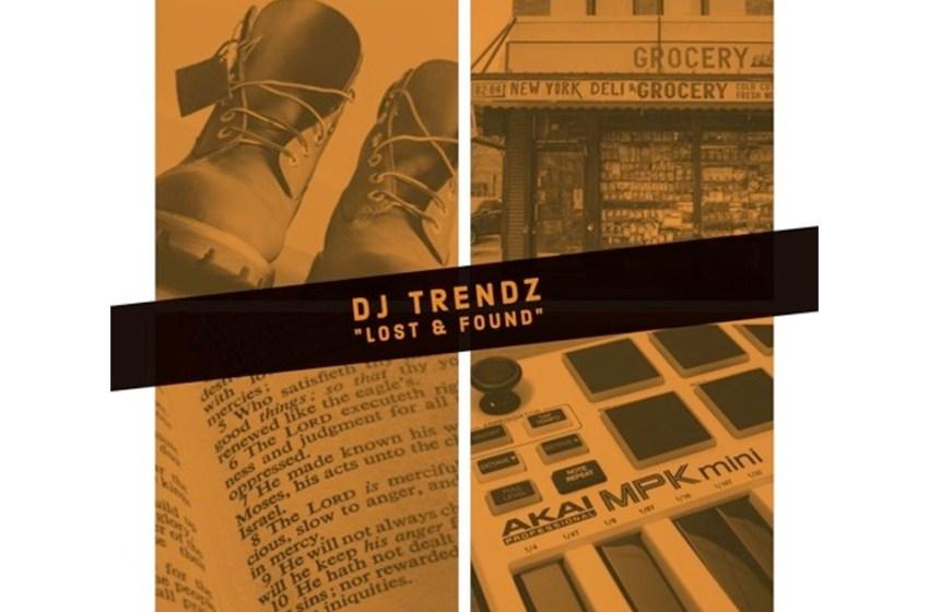 DJ TR∃NDZ – Lost & Found (Instrumental Mixtape)
