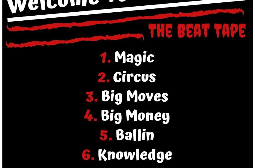 MVD Beatz – Welcome To The Circus: The Beat Tape (Instrumental Mixtape)