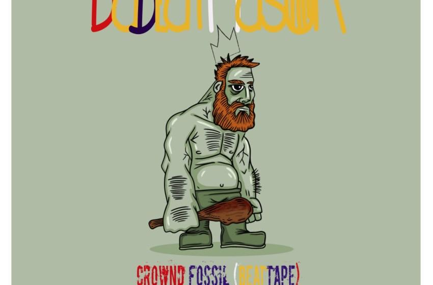 DaBeatMason – CROWNED FOSSIL: BeatTape Vol. 1 (Instrumental Mixtape)