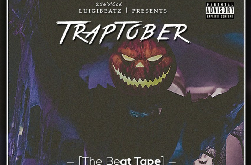 LuigiBeatz – Traptober The BeatTape (Instrumental Mixtape)