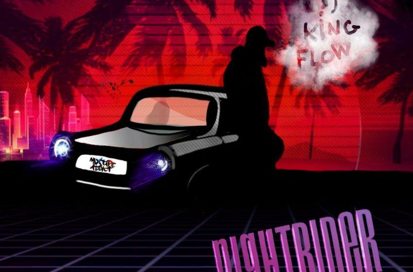 DJ King Flow – Nightrider: Beat Tape (Instrumental Mixtape)