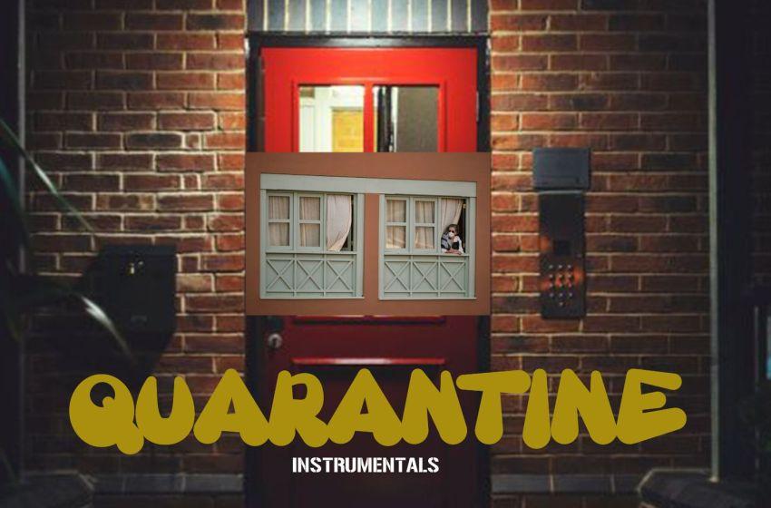 Cif Tyca – Quarantine: Afrobeats (Instrumental Mixtape)
