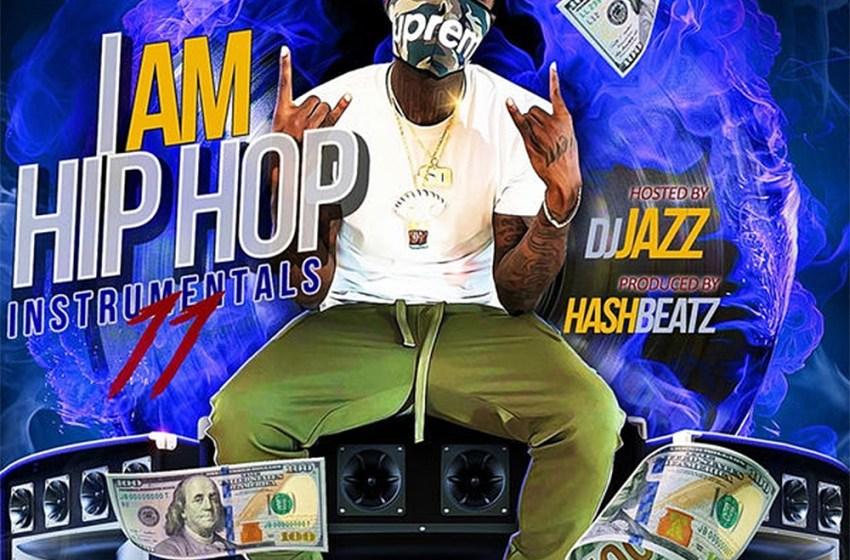 Hash Beatz – I Am Hip Hop 11: Instrumentals (Instrumental Mixtape)