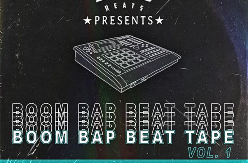 Zadj Beatz – Boom Bap Beat Tape Vol. 1 (Instrumental Mixtape)
