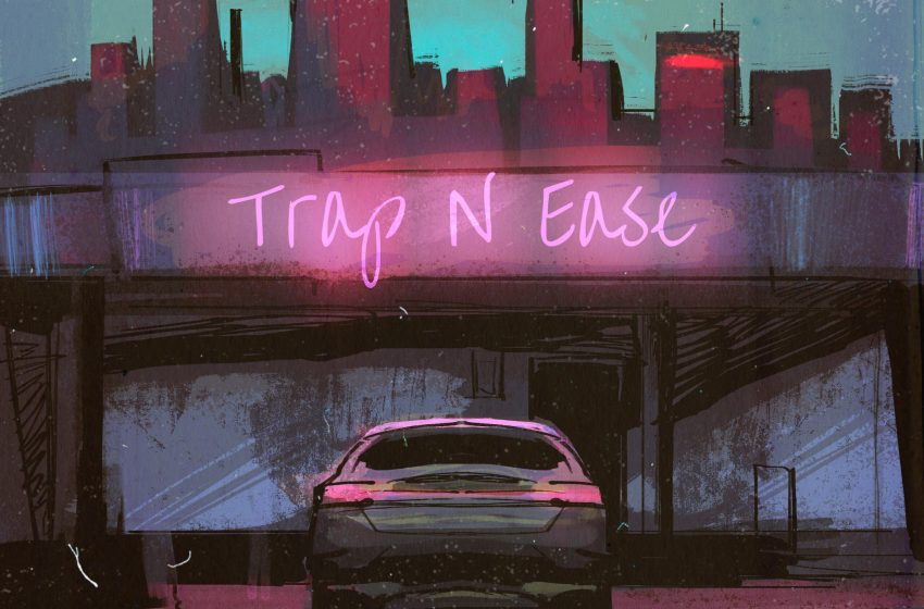 The Cashmere Collective – Trap N Ease (Instrumental Mixtape)