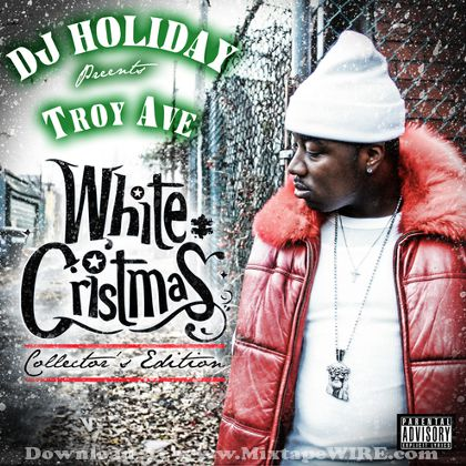 troy-ave-white-christmas-mixtape-cover