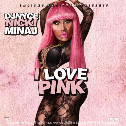 nicki-minaj-i-love-pink-mixtape-cover