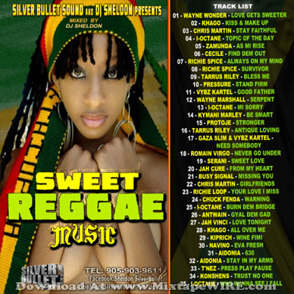 Sweet-Raggae-Music