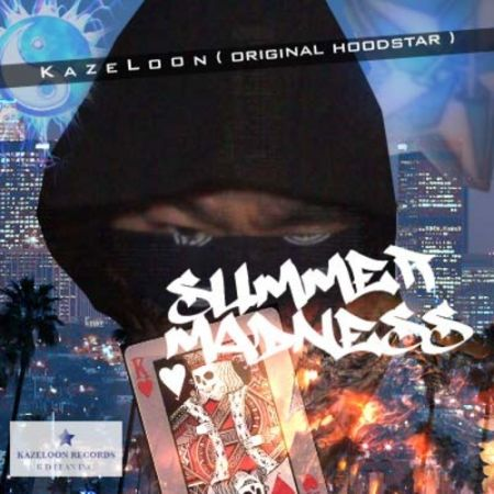 00 - KazeLoon_KazeLoon-Summer_Madness-front-large