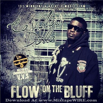 Cashflow_Dolla_Flow_On_The_Bluff_Pimp_Edition_Mixtape