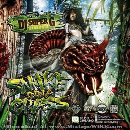 DJ_Super_G_Snake_Inna_Grass_Dancehall_Mixtape