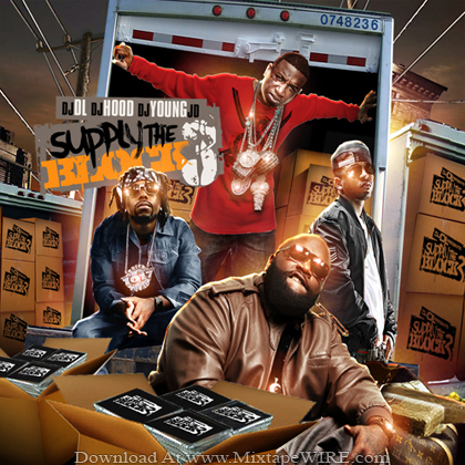Dj_Hood_Dj_Young_JD_Supply_The_Block_Mixtape