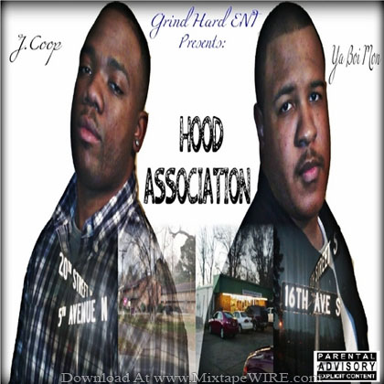 Grind_Hard_ENT_Hood_Association_Mixtape