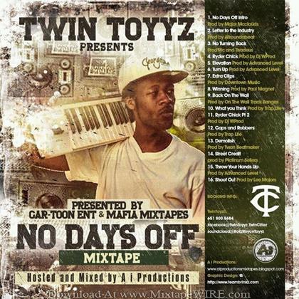 Twin_Toyyz_No_Days_Ike_The_Producer_Mixtape