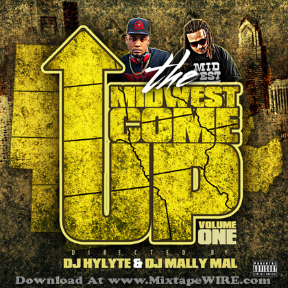 Dj_Hylyte_Dj_Mally_Mal_The_Midwest_Come-Up_Mixtape