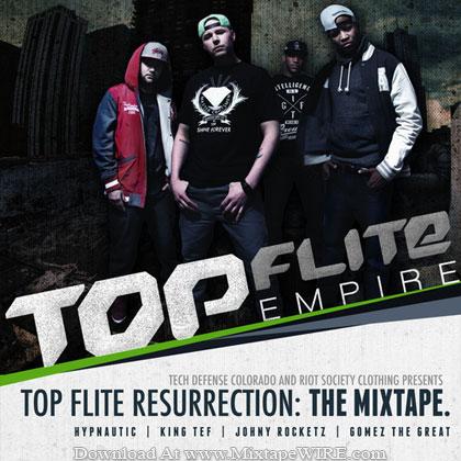 Hypnautic-King-Tef-Johny-Rocketz-Top-Flite-Empire-Mixtape