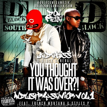 Jadakiss_You_Thought_It_Was_Over_Industry_Savior_Vol_1_Mixtape