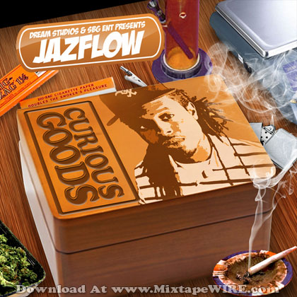 JazFlow_Curious_Goods_Mixtape