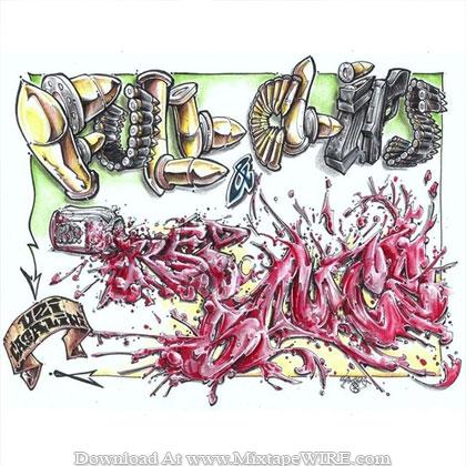 Uzi-Casalini-Full-Clips-Red-Sauce-Mixtape