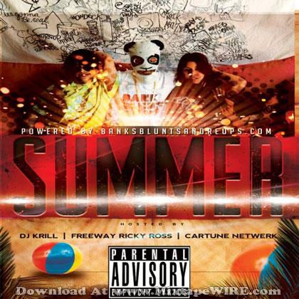 dj-krill-summer-playlist-2013