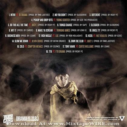 gangland-2-tracklist