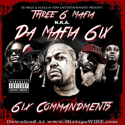 6ix-commandments