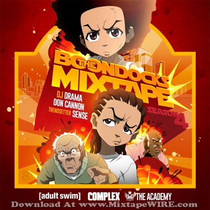 The-Boondocks-Season-4