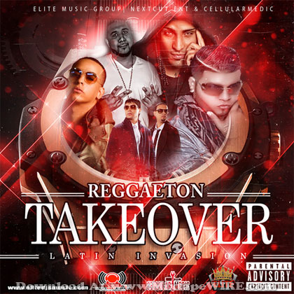 Reggaeton-Takeover-Vol-1