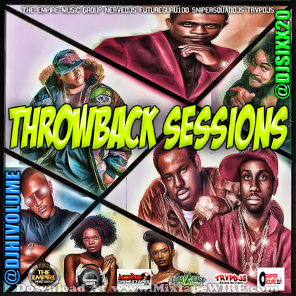 Throewback-Sessions