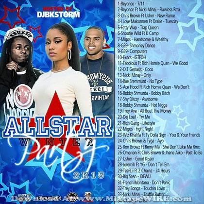All-Star-Winter-Party