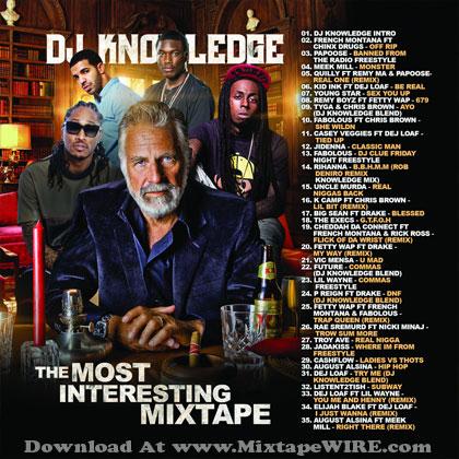 The-Most-Interesting-Mixtape