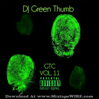 Green-Thumb-Cypher-Vol-11