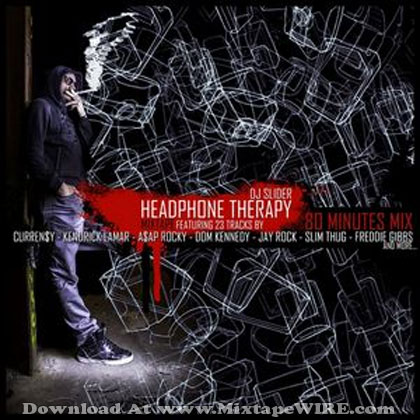 Headphone-Therapy