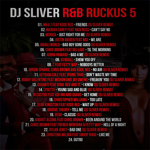 rnb-ruckus-5-tracklist
