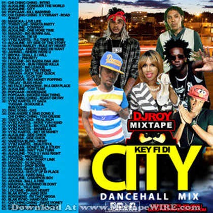 KEY-TO-THE-CITY-DANCEHALL-RAW-MIX