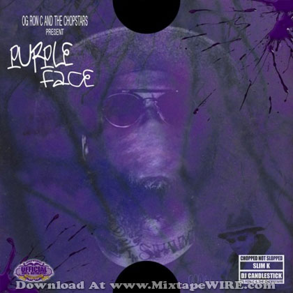 Purple-Face