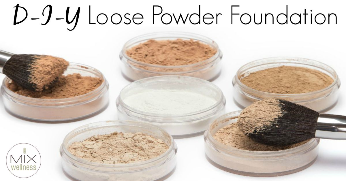 Diy Powder Foundation The Easy Way To Save 50 A Month And Look Even Sexier