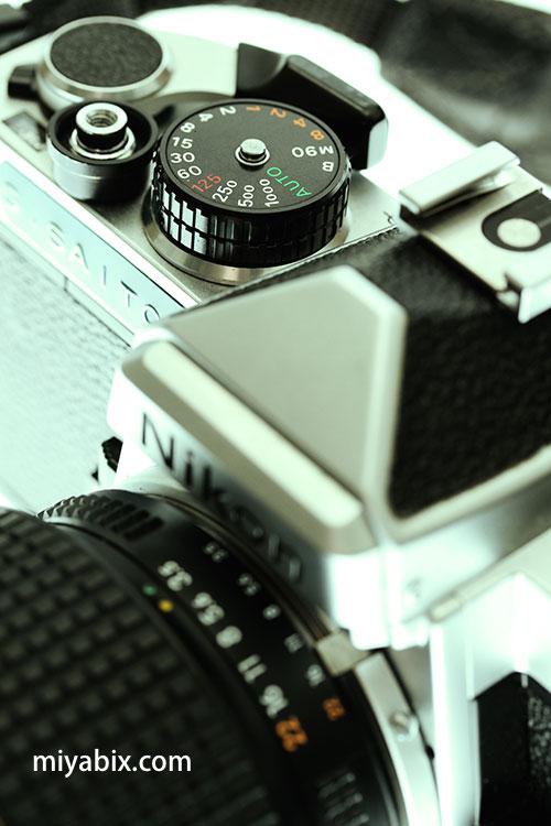 Nikon,FE,フィルム,一眼レフ,ニコン
