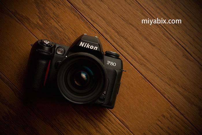 Nikon,F80