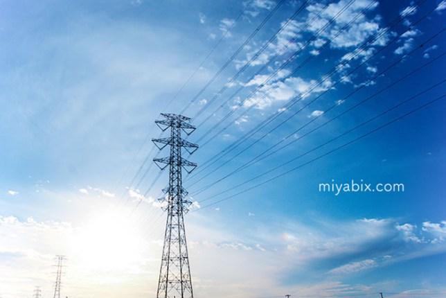 鉄塔,Miyabix
