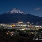 羽鮒山展望台