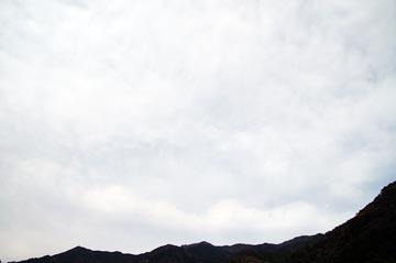 26日の空の写真