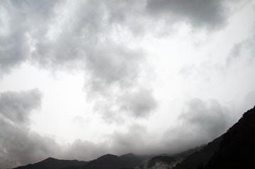 8日の空の写真
