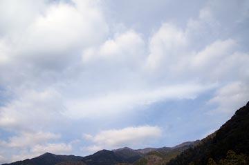 24日の空の写真
