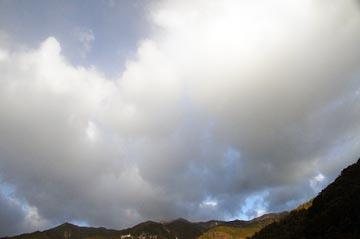 27日の空の写真