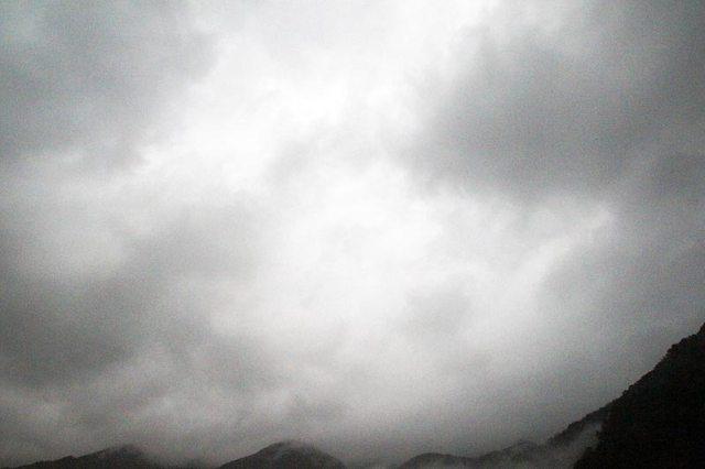 7日の空の様子