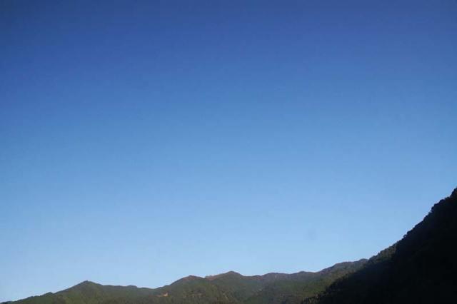 10月5日の空の様子