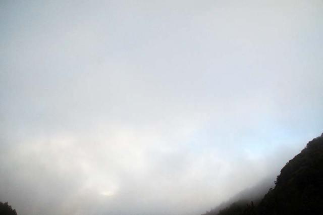 2月13日の空の様子